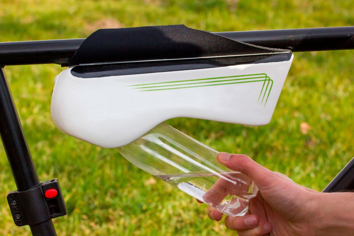 Botella generadora de Agua Potable